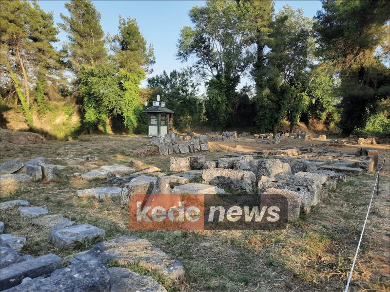 Αρχαία Ολυμπία κεραίες