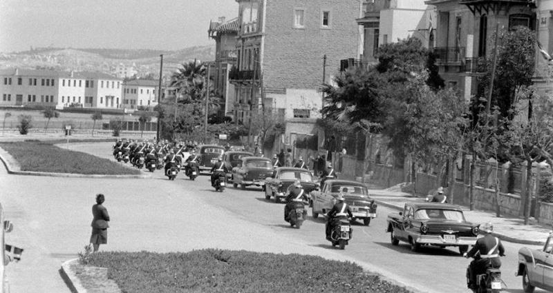 Η Γλυφάδα του 1960