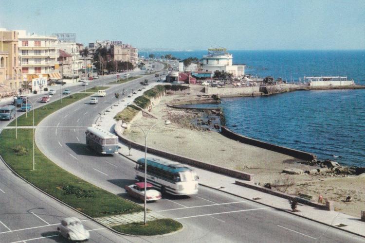 Η Γλυφάδα το 1960