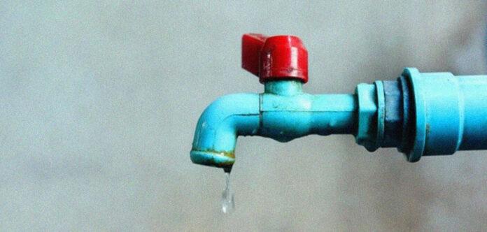 Προβλήματα υδροδότησης