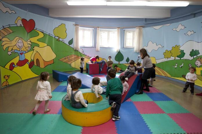 θέσεις σε παιδικούς σταθμούς