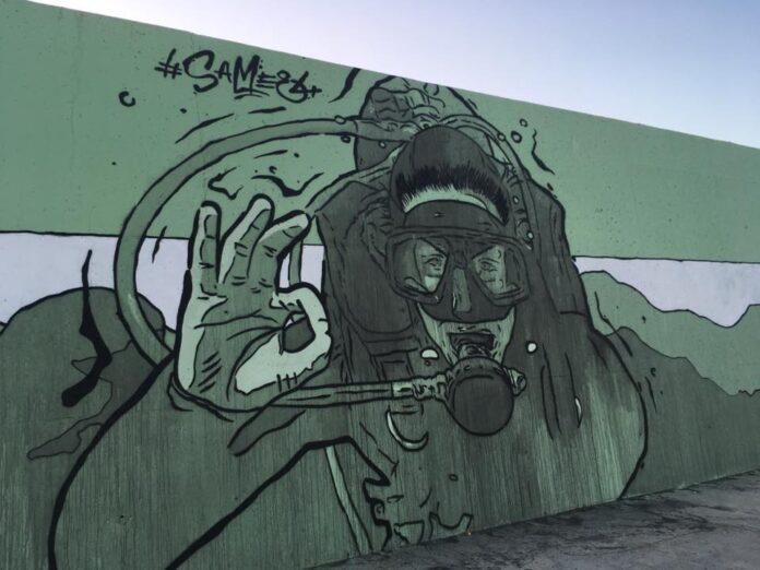 τοιχογραφίες - Άγιος Ευστράτιος