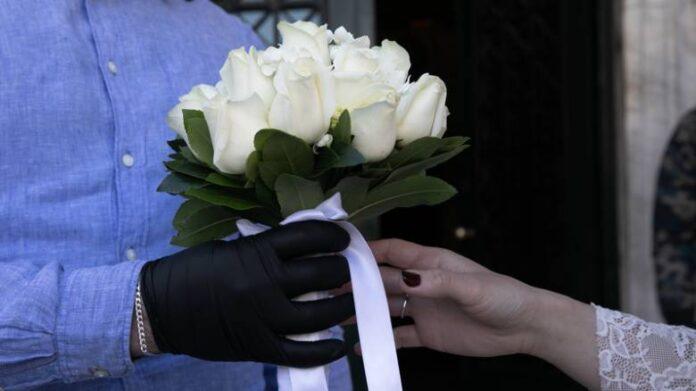γάμος,κορονοιος