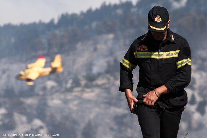 πολύ υψηλός κίνδυνος πυρκαγιάς,