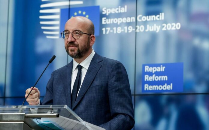 πρόεδρος Ευρωπαϊκού Συμβουλίου
