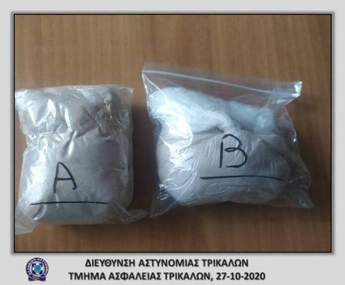 Ναρκωτικά,Τρίκαλα-Σουφλί