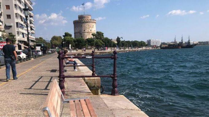 nea paralia thessalonikis