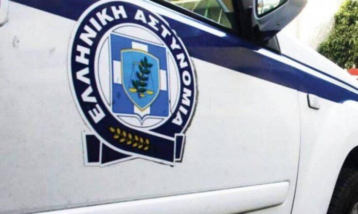 περιπολικό αστυνομίας