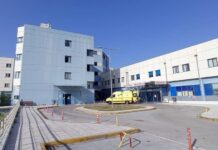 κρούσμα νοσοκομείο Κατερίνης