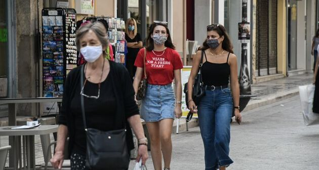 polites sta ioannina me maskes