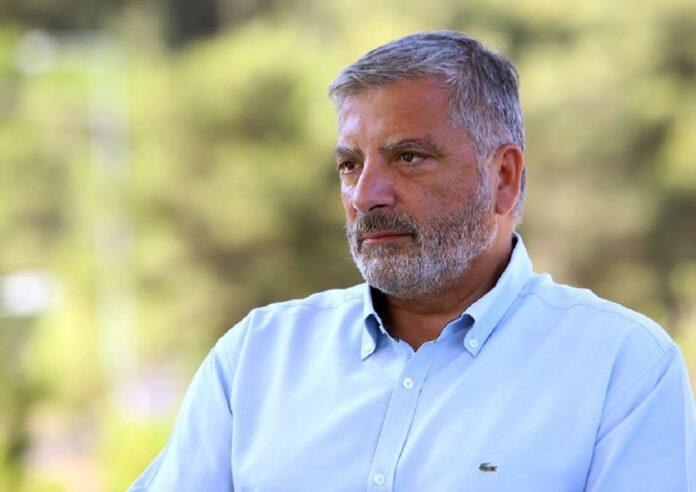 O perifereiarxis Attikis Giorgos Patoulis