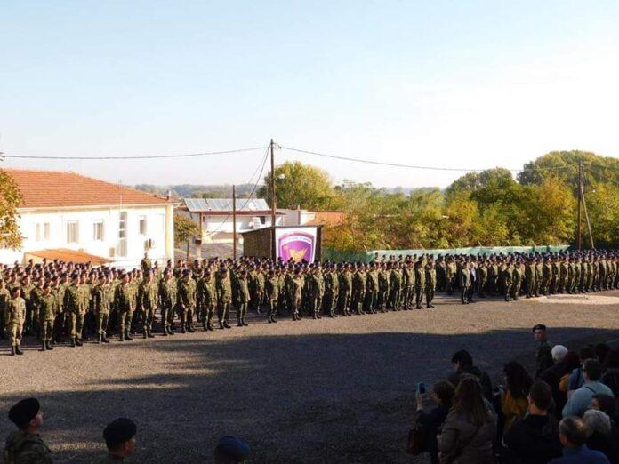 50η ταξιαρχία,Σουφλί