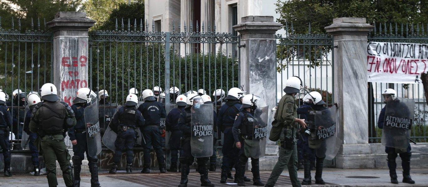 αστυνομικοι πυλη