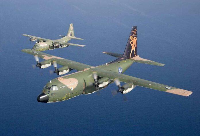 αεροσκάφος c130