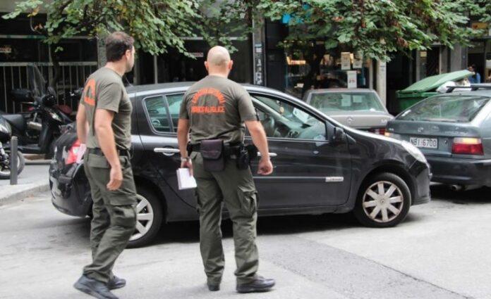 Δημοτικοί αστυνομικοί