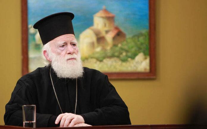 αρχιεπίσκοπος ειρηναίος