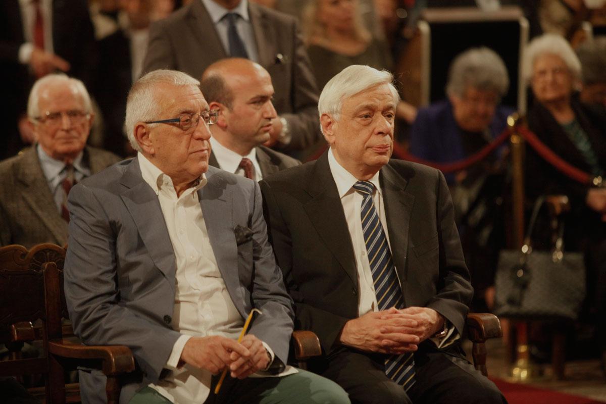 Kaklamanis Pavlopoulos