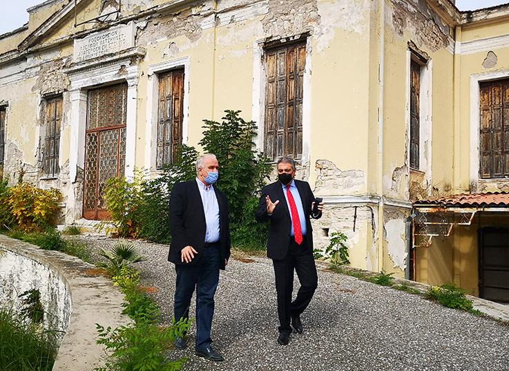 Kostas Liros Giannis Karvelis
