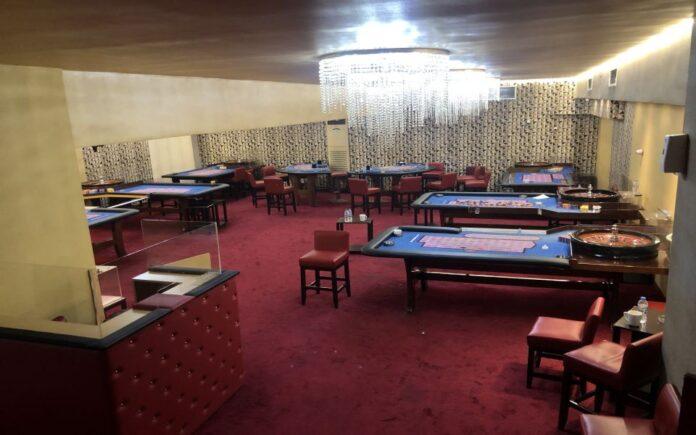 paranomo kazino athina