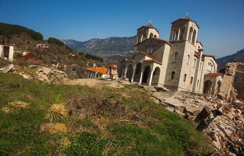 βουνο εκκλησια