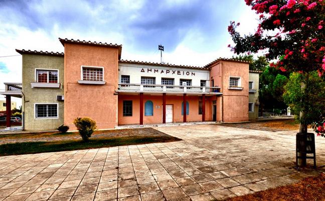 Δημαρχείο Σάπες