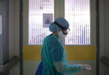 νοσηλεύτρια, κορονοιός