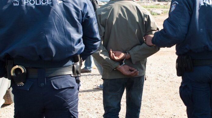 σύλληψη δραπέτη