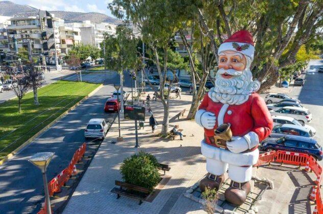 Άγιος Βασίλης Γλυφάδας
