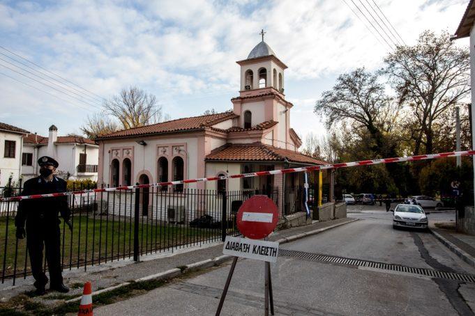 αστυνομία σε εκκλησία της δράμας