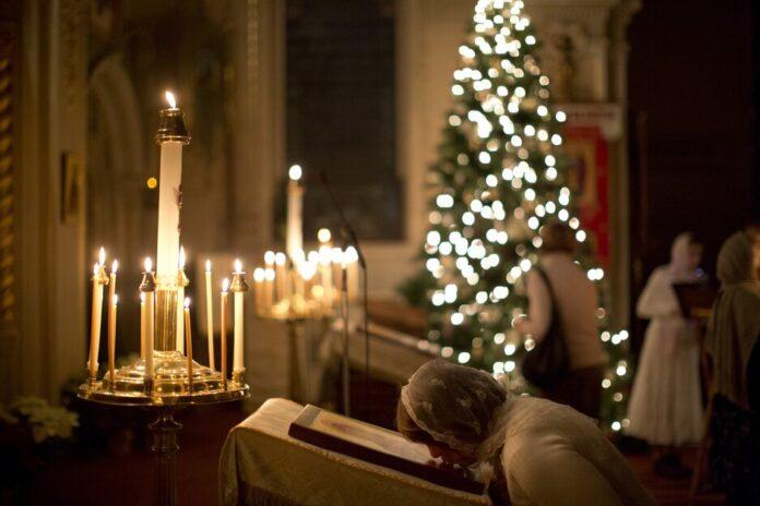 Εκκλησία Χριστούγεννα