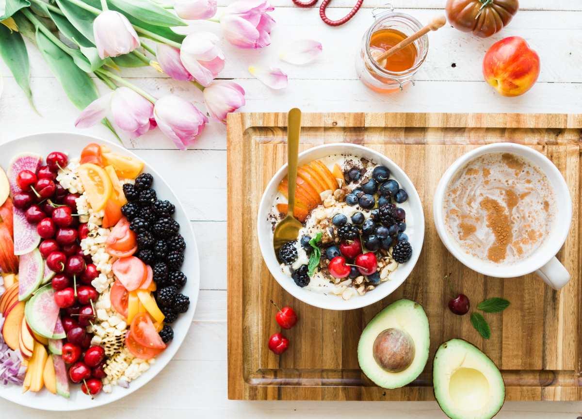υγιεινό φαγητό