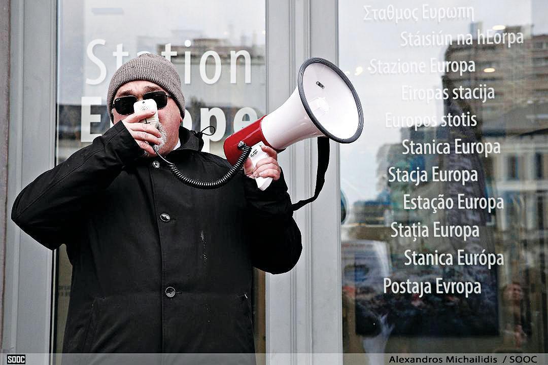 Sigkentrosi Europaikou Forum Anapirias, omilia Vardakastani