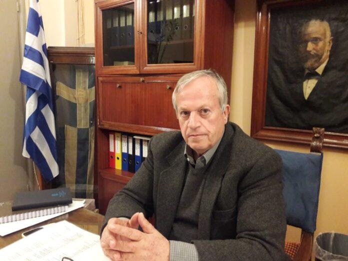 Δήμαρχος Καλύμνου