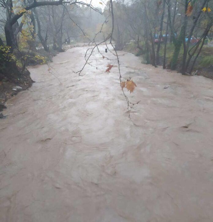 κηρέας ποταμός