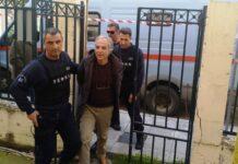 Ο Δημήτρης Κουφοντίνας μεταφέρθηκε στις φυλακές Δομοκού