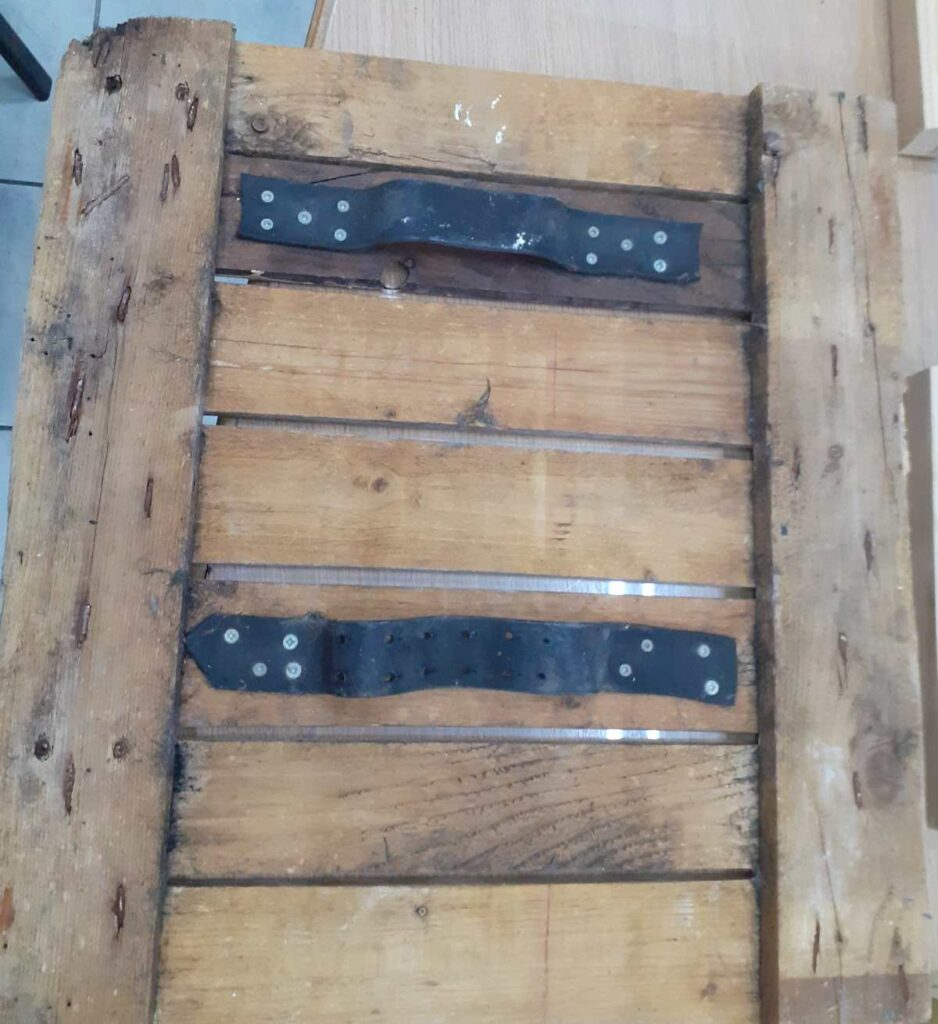 ξύλινη ασπίδα Κορυδαλλού