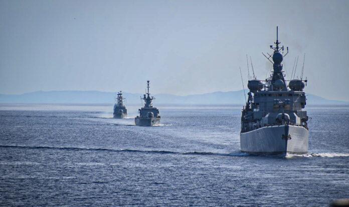 φρεγάτες του Πολεμικού Ναυτικού
