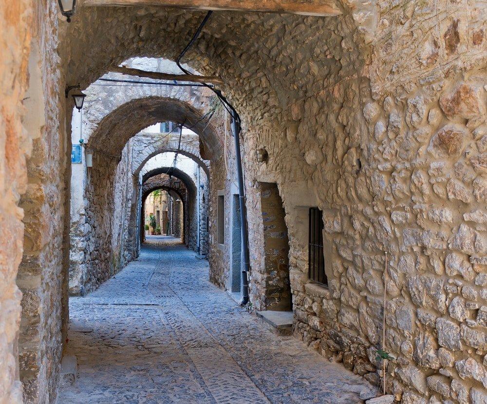 μεσαιωνικό χωριό