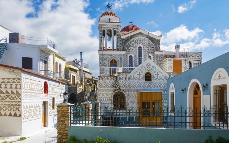 εκκλησία χωριό