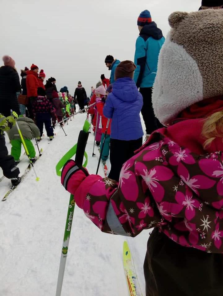 παιδιά σκι χιόνια