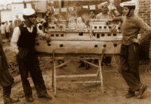αγιοβασιλιάτικο καράβι στην χίο