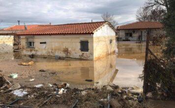 Μαυρομμάτι, πλημμύρες