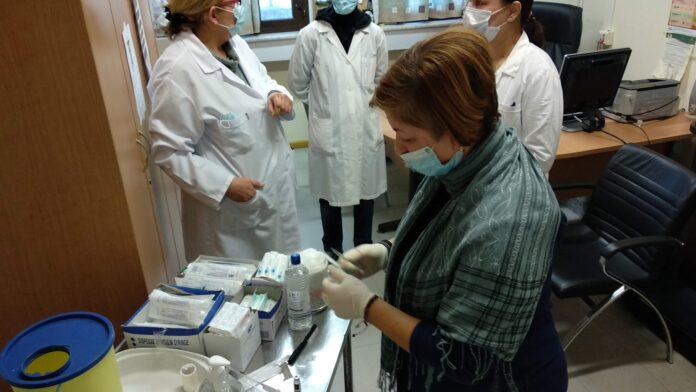 εμβολιασμός,εχίνος