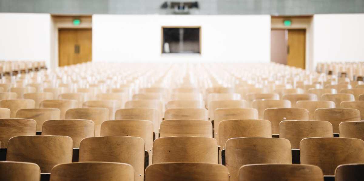 αμφιθέατρο πανεπιστημίου