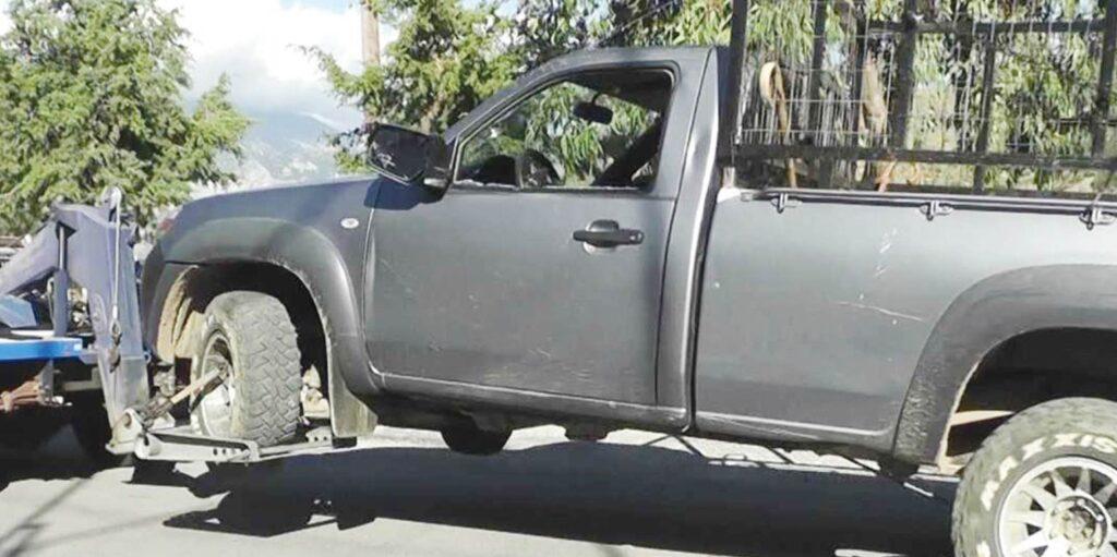 αυτοκίνητο δολοφονίας 63χρόνου κτηνοτρόφου