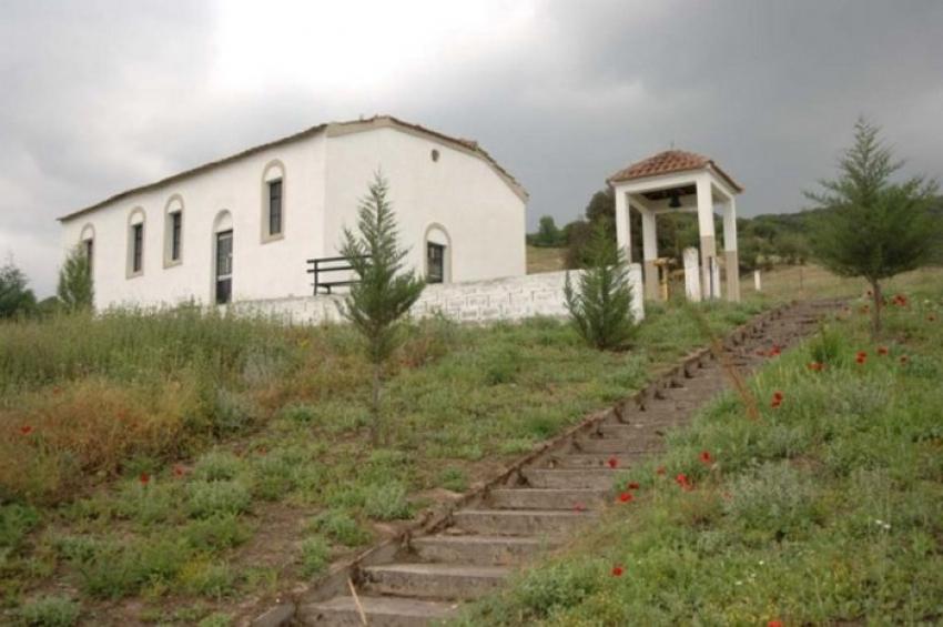 Εκκλησία στην Ελασσόνα