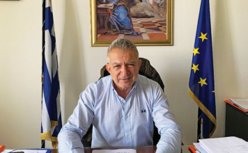 Γρηγόρης Νικολιδάκης δήμαρχος Φαιστού
