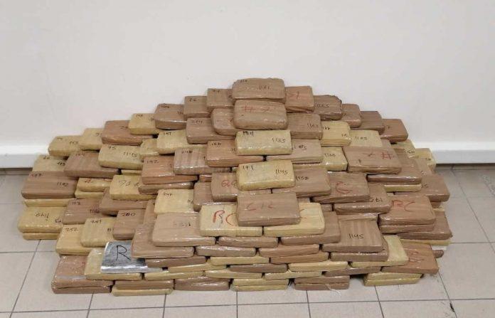 κατάσχεση κοκαϊνης στην Θεσσαλονίκη