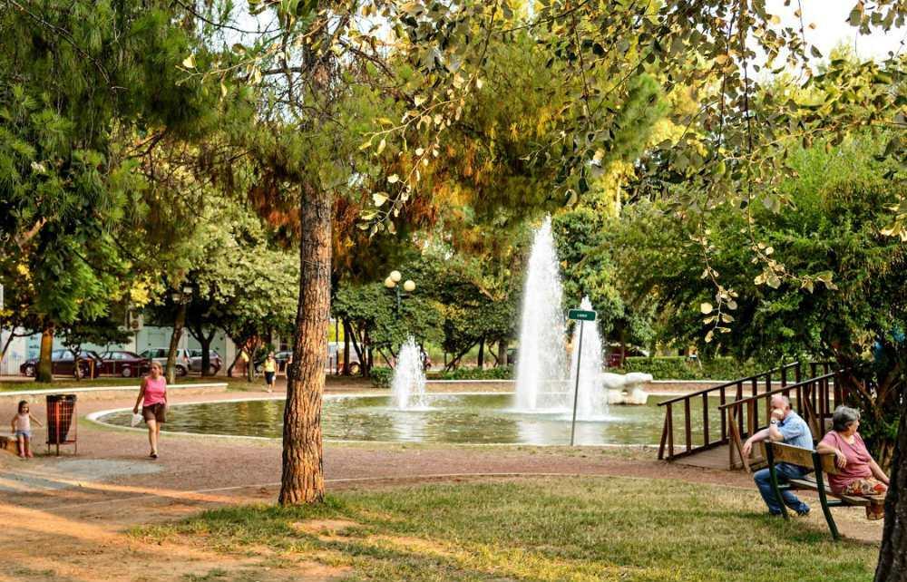 πάρκο Σιδηροδρόμων Καλαμάτα