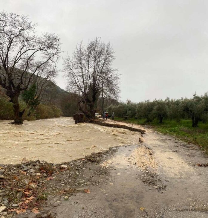 πλημμύρες δήμος σκουφά